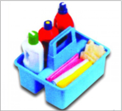 Housekeeping cleaning items