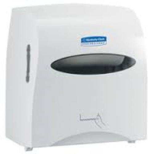 Kimberly Clark Hard Roll Towel Dispenser