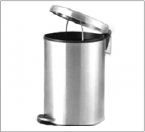 SS Plain Pedal Dust Bins Online India